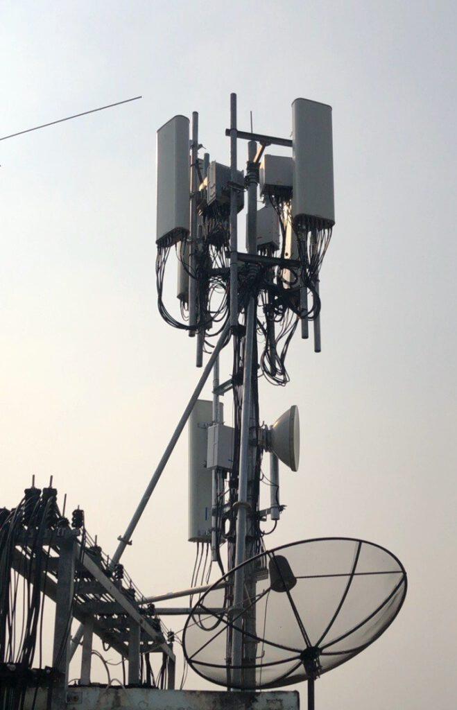 RRU&Antenna Installation
